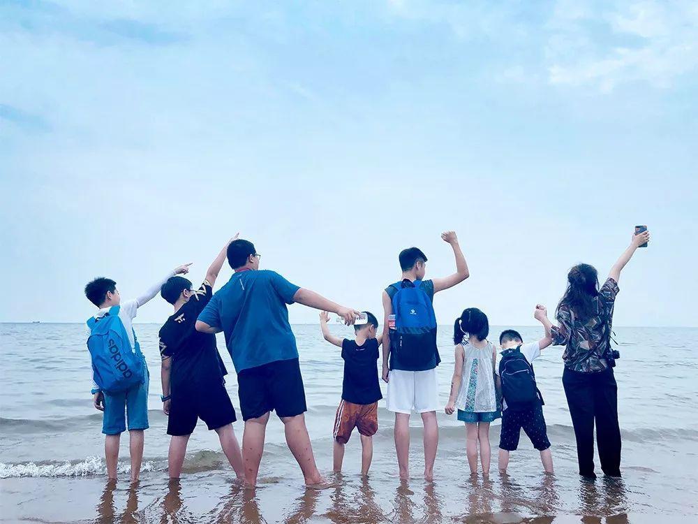 漫涂2019阿那亚独立营Day2——朋友和假期